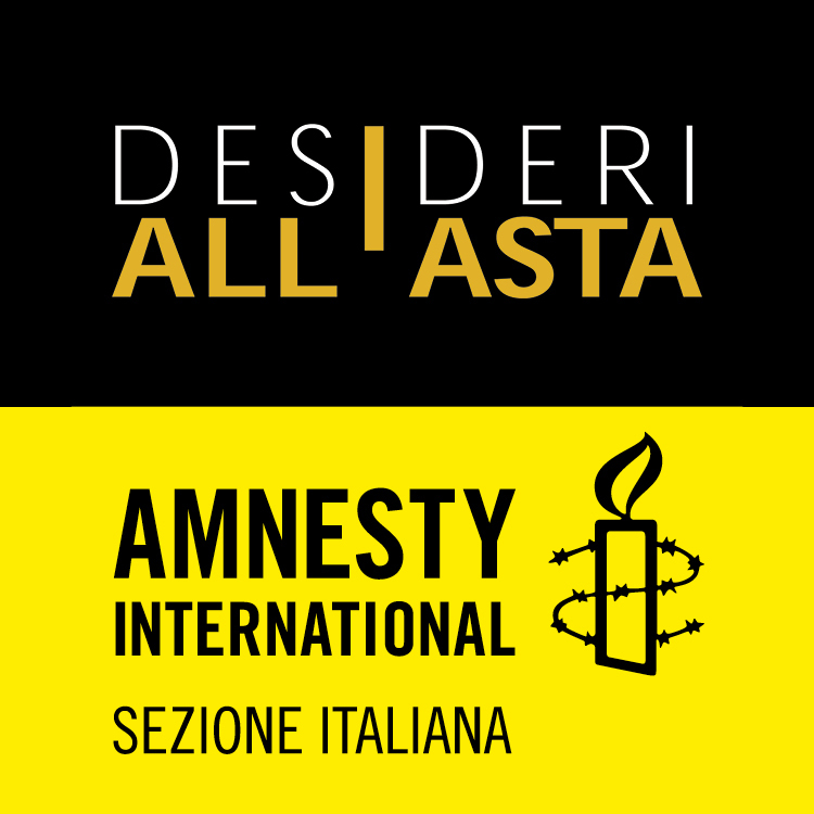 desideri all'asta amnesty international