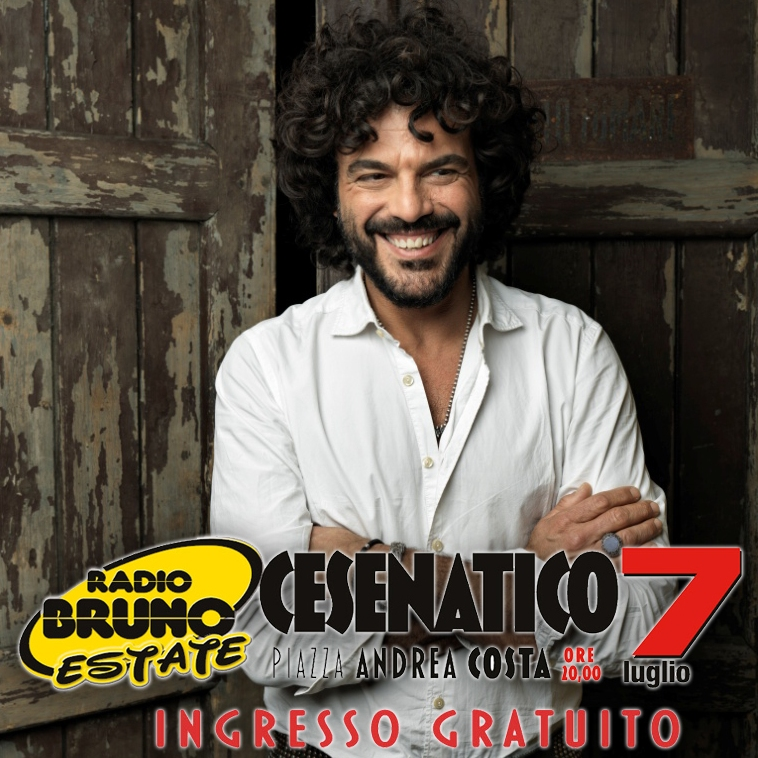 francesco renga radio bruno estate