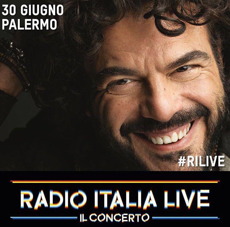 radio italia live francesco renga