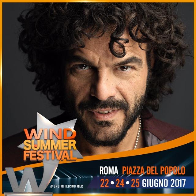 francesco renga wind summer festival
