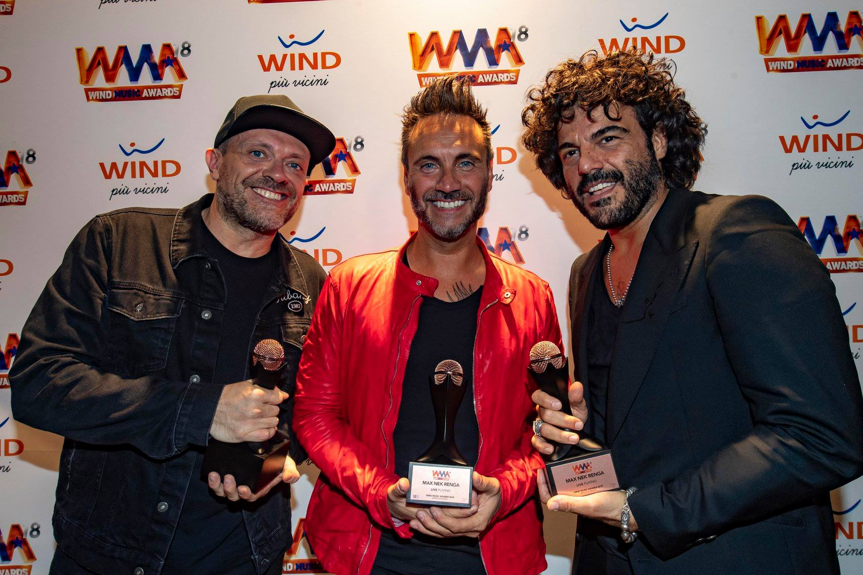 Premio Wind Music Awards 2018