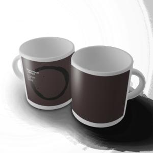 "Mug ""L'odore Del Caffè"""