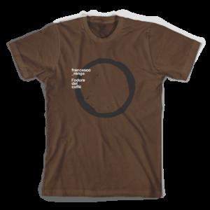"""T-shirt """"L'odore Del Caffè"""" Uomo"""