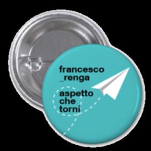 """Pin """"Aspetto Che Torni"""""""