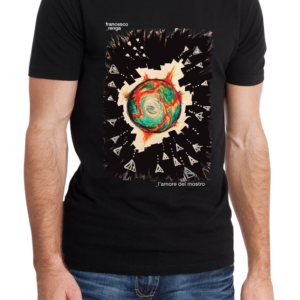 "T-shirt ""L'amore Del Mostro"" Uomo"