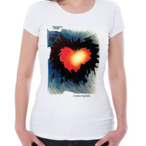 "T-shirt ""L'unica Risposta"" Donna"