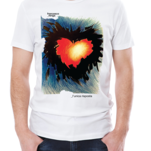 "T-shirt ""L'unica Risposta"" Uomo"