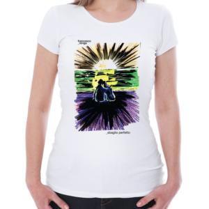 """T-shirt """"Sbaglio Perfetto"""" Donna"""