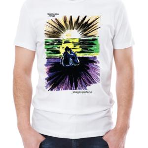 """T-shirt """"Sbaglio Perfetto"""" Uomo"""